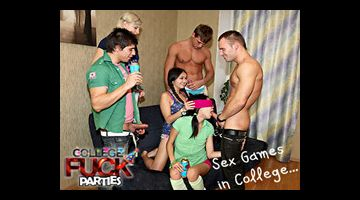 College Fuck Parties